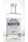 Barrister Dry Gin 700ml