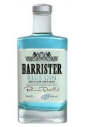 Barrister Blue Gin 700ml