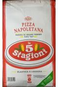 Le 5 Stagione 10kg Pizza Napoletana Tipo 00