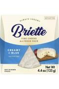Briette Creamy Blue Cheese Lactose Free 125gr
