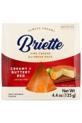 Briette Creamy Buttery Red Lactose Free Chees