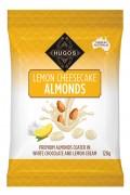 Hugos Lemon Cheesecake Almonds 120gr