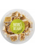 Natures Delight Apricot Coconut Slice 200gr