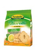 Farabella Gluten Free Limone Biscotto Lemon Bisc