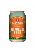 Matsos Alcoholic Ginger Beer 330ml Cans