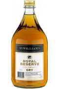 Mcwilliams Royal Reserve Dry Sherry 2lt