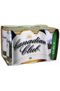 Canadian Club And Dry Can.375ml