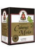 De Bortoli Cabernet Merlot 4 Litre