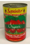 Squisito Organic Peeled Tomatoes 400g
