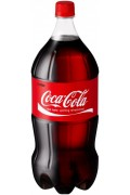 Coca Cola 2litre Bottle