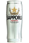 Sapporo Silver Can 650ml
