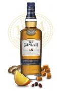 The Glenlivet Single Malt Scotch Whisky 18yo