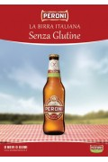 Peroni Red Low Gluten 330ml