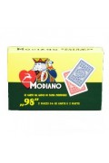 Modiano Poker Double Playing Cards