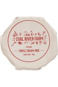 Coal River Triple Cream Brie Cheese