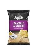 Kettle Salt and Vingar 170g