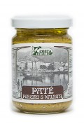 Costa Ligure Pate Porcini and Walnuts 135gr