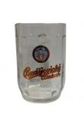 Glass Budvar Budejovicky Beer