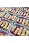 Pure Gelato Wafer Filled Cannoli 10pk 400gr