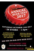 Beer Fest Ticket 2017
