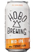 Hobo Brewering Mid Ipa Cans