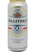 Baltika Non Alcoholic Cans 450ml