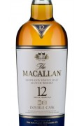The Macallan Double Cask Scotch 12 Year Old