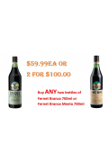 Fernet Branca Offer