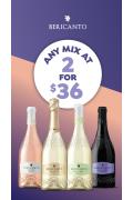 Bericanto Wines Specials